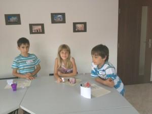 Teo, Cristian, Valyn